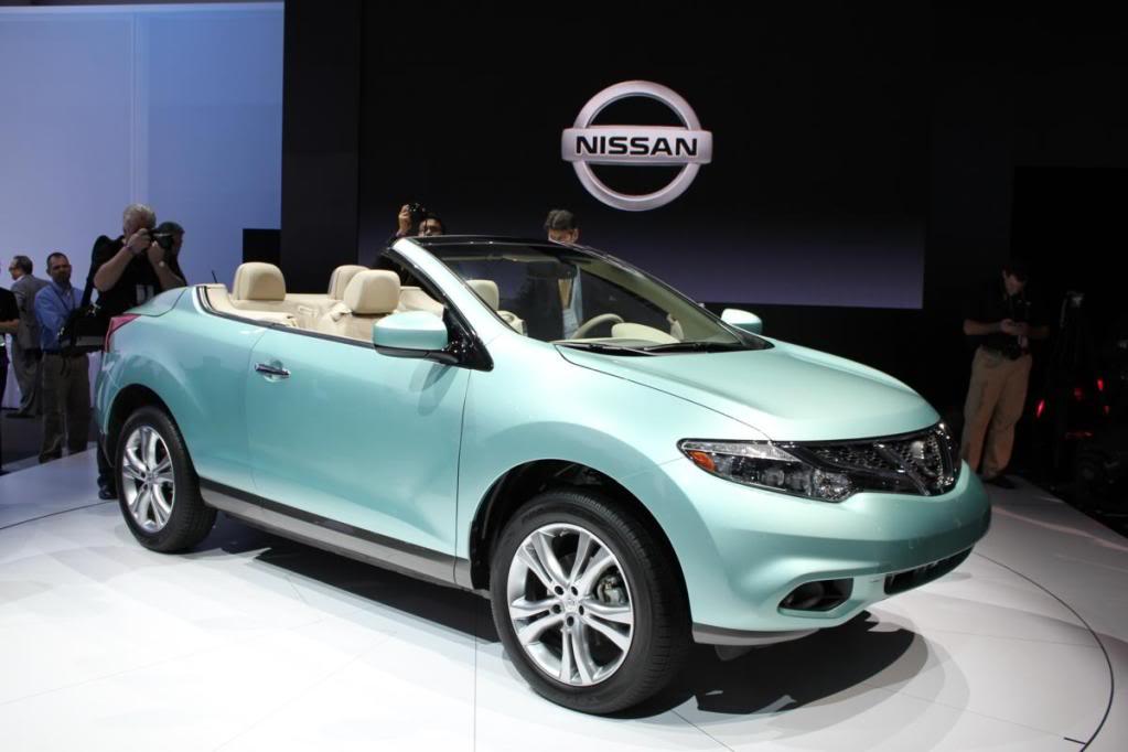 Nissan Murano Cabriolet