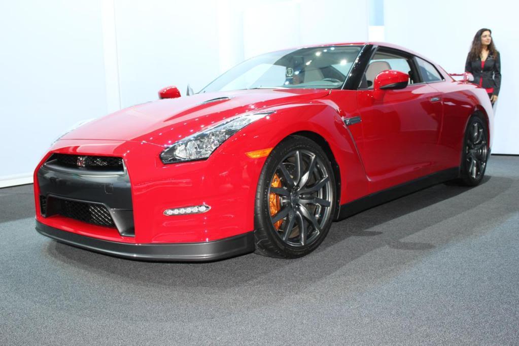 2012 GTR