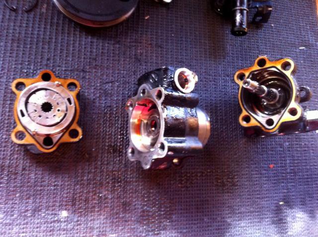 300ZX power steering pump