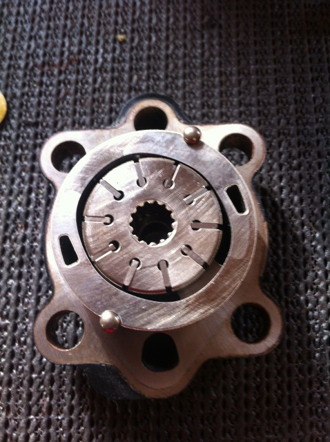 300ZX power steering pump