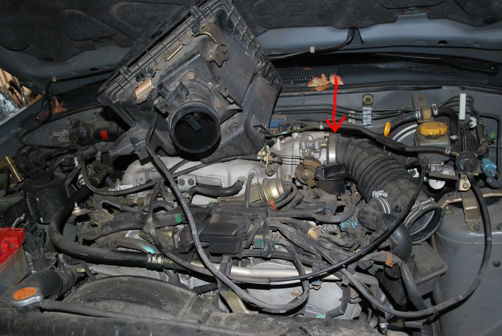 Nissan Pathfinder spark plug replacement