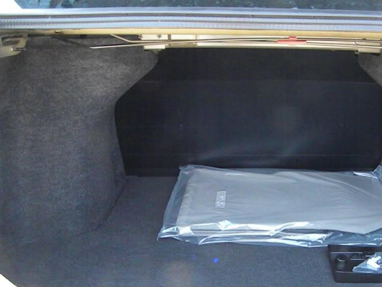 2012 Nissan Versa Trunk