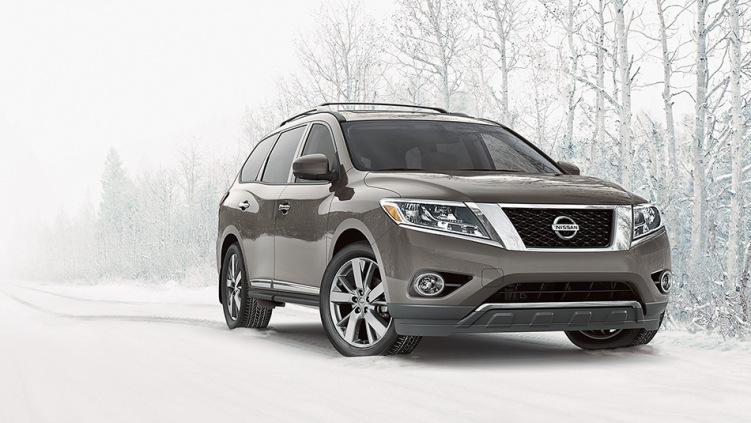 2013 Pathfinder Front