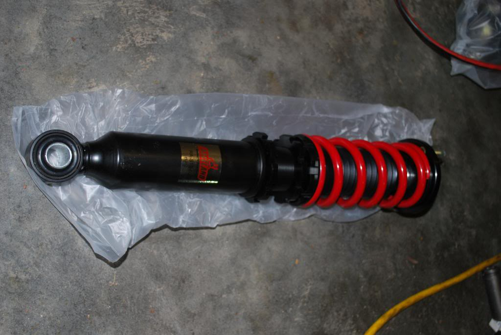 Raceland coilovers S13