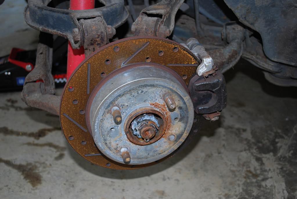 remove broken wheel stud