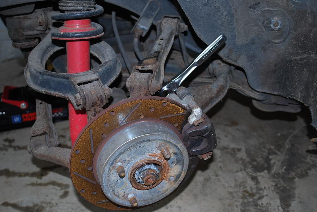 broken wheel stud removal