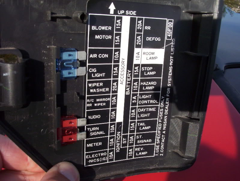 fuse and relay locations for 1991 240sx - nissan forum | nissan forums  nissan forums - nicoclub